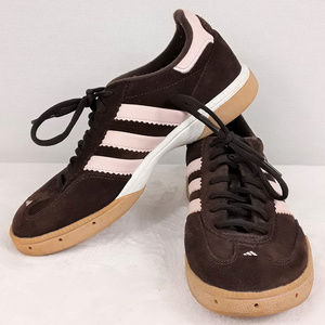 adidas Spezial Womens US 7 Shoe Brown Pink
